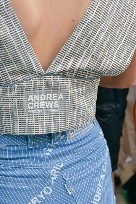 Andrea Crews redéfinit le style du businessman d'aujourd'hui