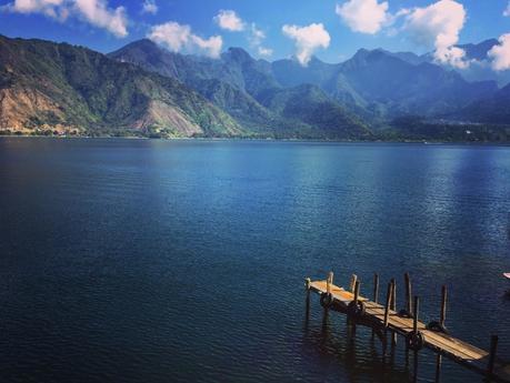 Voyage au Guatemala lac atitlan