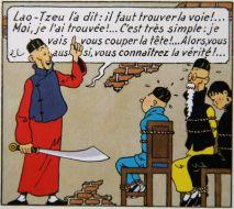 Le lotus bleu • Hergé