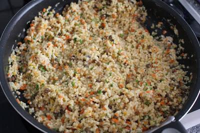recette végétale céréales delhaize