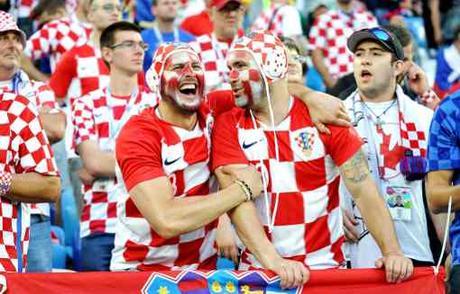 Coupe du monde : le mystère de l'échiquier rouge et blanc de la Croatie