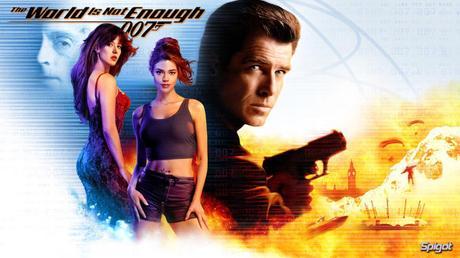 Le James Bond: The world is not enough (Ciné)
