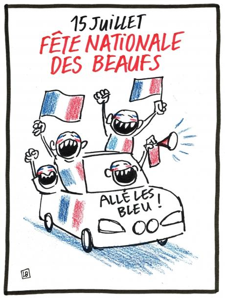 webzine,bd,zébra,fanzine,gratuit,bande-dessinée,caricature,fête nationale,coupe monde,football,2018,beauf,dessin,presse,satirique,editorial cartoon,énigmatique lb,siné-mensuel
