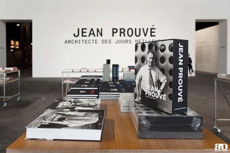 Expo Jean Prouvé Architecte Fondation Luma Arles