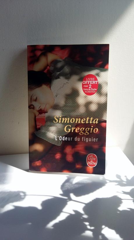 L'odeur du figuier de Simonetta GREGGIO