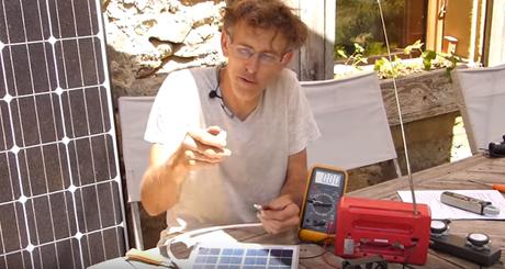 De l'électricité gratuite sans réseau ni batterie