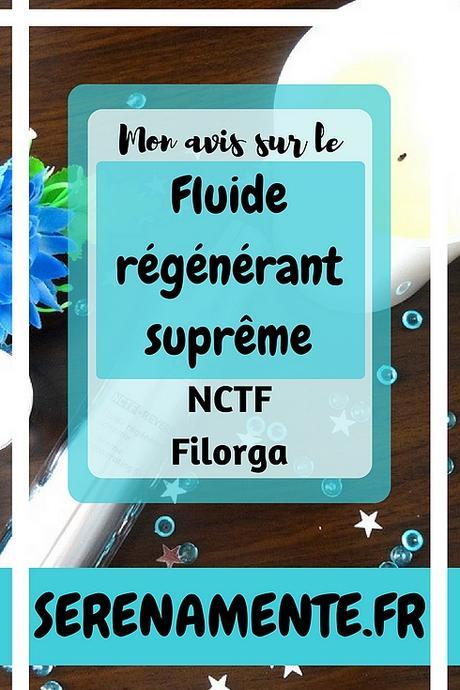 Le fluide régénérant suprême NCTF Reverse Mat de Filorga : mon avis !