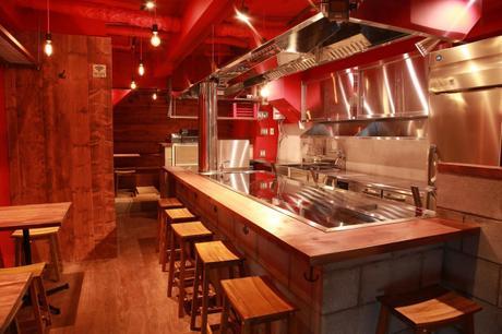 J'ai testé … Le restaurant Okonomiman à Tokyo