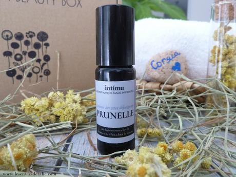 Aziza Beauty Box de Juin/Juillet, A la découverte de la Corse