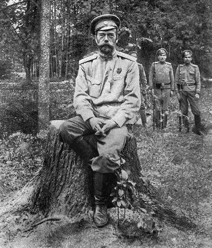Nicolas II et les bolcheviks : massacre familial