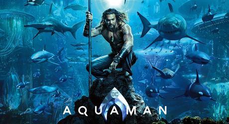 Premières affiches US et VF pour Aquaman de James Wan