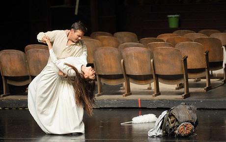 Orlando paladino de Haydn au Festival d'opéra de Munich. En direct sur BR-Klassik.