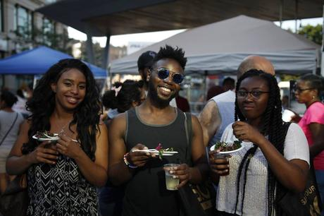 après brooklyn et queens, le bronx a désormais son night market