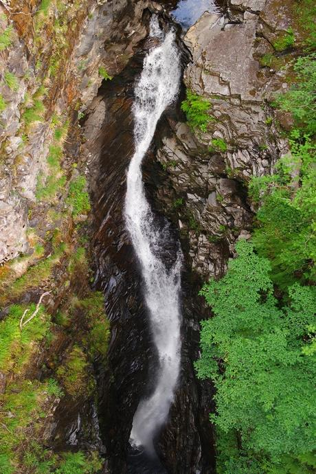 écosse north coast 500 road trip côte ouest rando corrieshalloch gorge mesach falls cascade