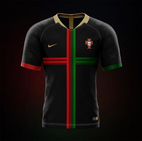 Un graphiste imagine le prochain maillot de l'équipe de France
