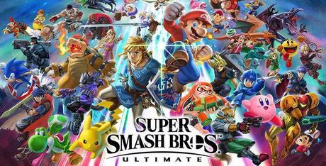 Ne vous attendez pas à trouver de NOUVEAUX personnages dans Super Smash Bros.