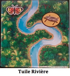 Carcassonne Amazonas, explorez le 2nd plus grand fleuve du monde ! Chez Z-Man Games