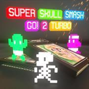 Mise à jour du PlayStation Store du 16 juillet 2018 Super Skull Smash GO! 2 Turbo