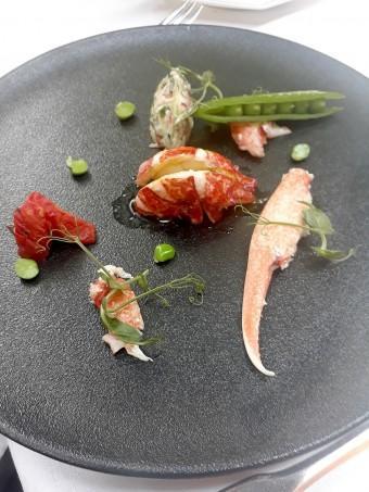 Salade de homard bleu, © Gourmets&co