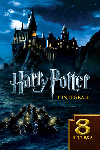 L'intégrale d'Harry Potter : Les 8 films en 4K à 44.99 € sur iTunes