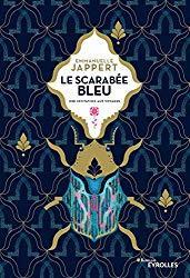 Le scarabée bleu de Emmanuelle Jappert