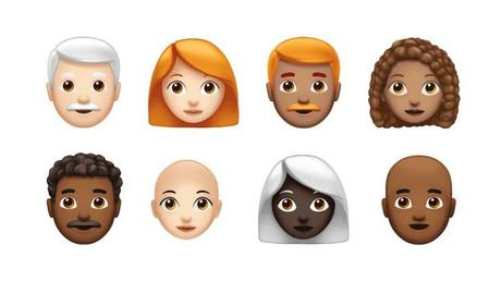 Apple fête les Emojis.