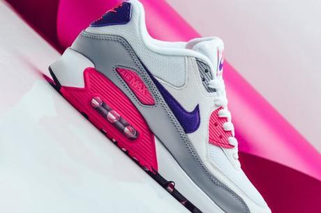 Nike Air Max 90 Laser Pink