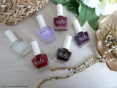 Vernis Nude Experience, le test