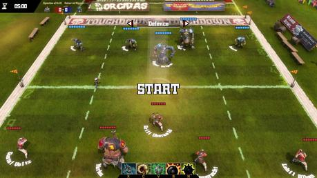 Blood Bowl death Zone early access steam pc info 1