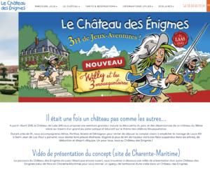 Le Chateau des Enigmes de Laàs