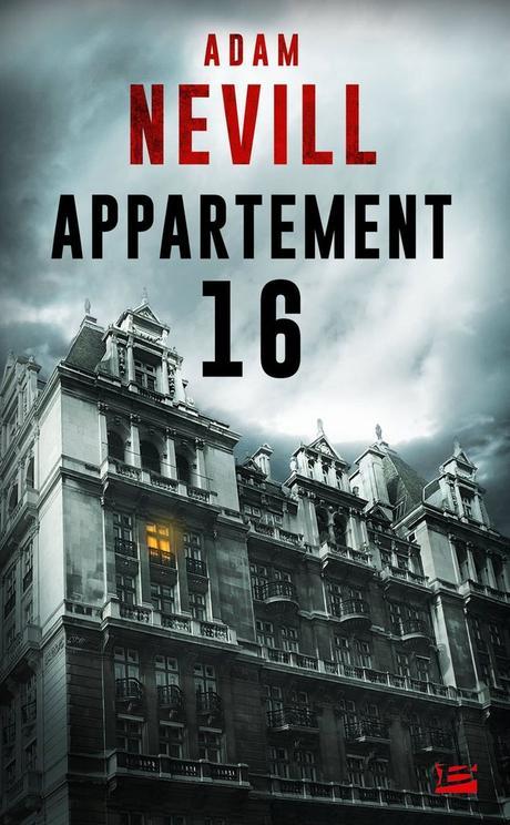 Appartement 16 - de Adam NEVILL