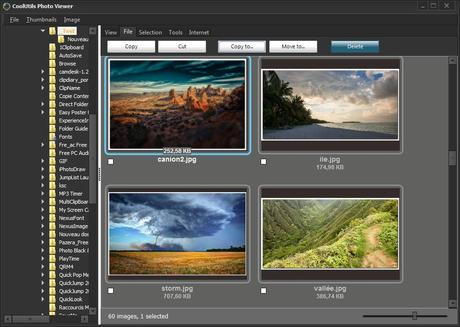 Coolutils Photo Viewer - visionneuse d'images simple/rapide
