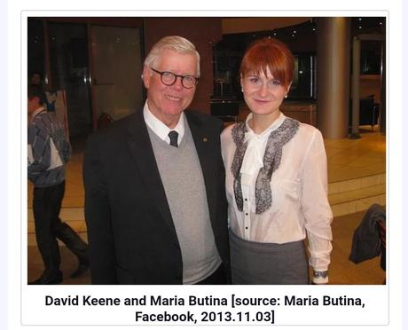 Butiner Avec Maria Butina