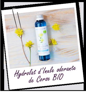 Hydrolat Inule odorante de Corse BIO Aroma-Zone