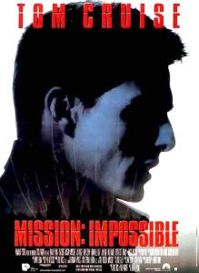 La rétro: Mission: Impossible (Ciné)