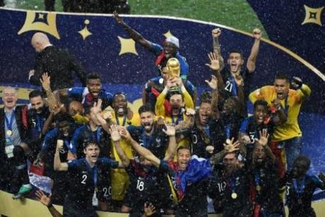 France Champion du monde 2018... les enfants des quotas