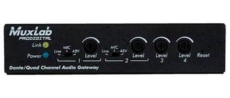 muxlab 500765 dante front