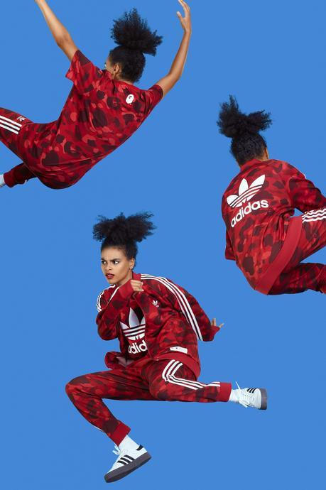 Adidas Originals by A Bathing Ape