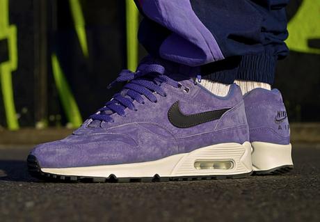 Nike Air Max 1/90 Purple Basalt