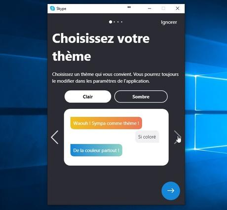 Microsoft dévoile la version 8.25 de Skype pour ordinateur qu'elle va imposer à ses utilisateurs