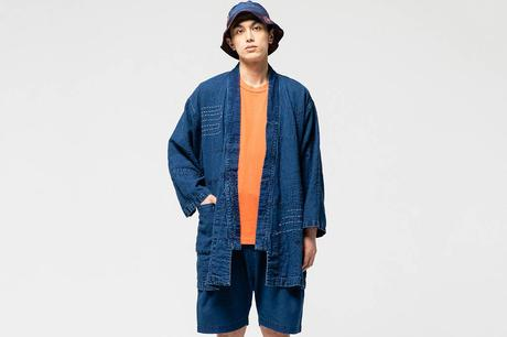 BLUE BLUE JAPAN – S/S 2019 COLLECTION LOOKBOOK
