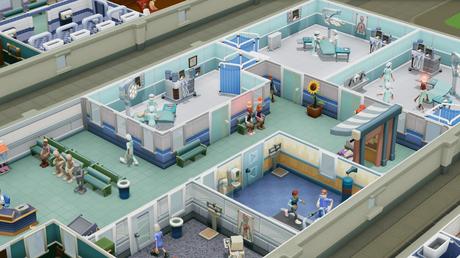 précommandes date de sortie two point hospital 6