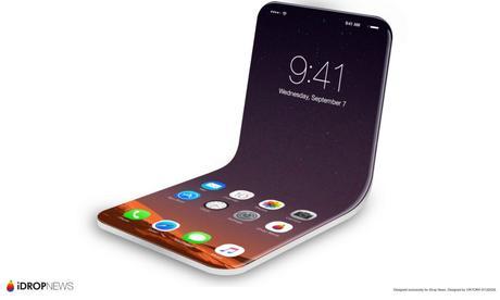 L'image du jour : L'iPhone se plie en 2 pour vous
