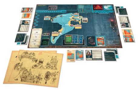 Pandemic Legacy Saison 2, parviendrez-vous à sauver ce qui reste de l'Humanité ? Chez Z-Man Games