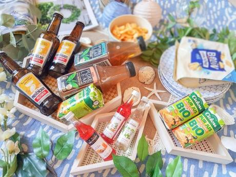 La Degustabox juin 2018 : tout pour l'Apéro