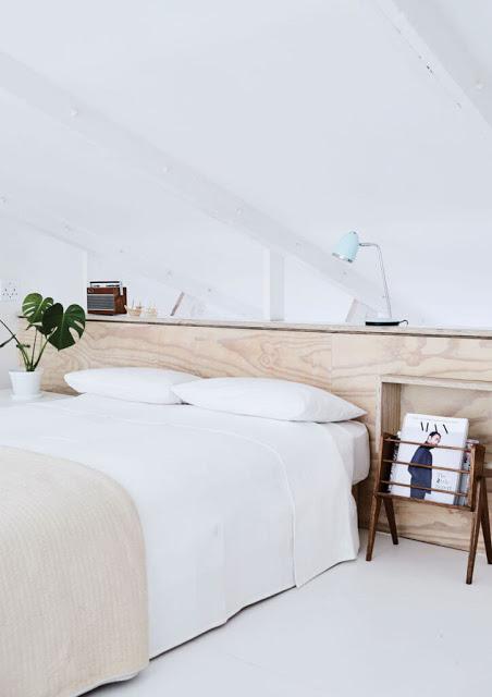 Cap Town / Un appartement passe de 38 m2 à 58m2 /