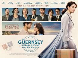 The Guernsey Literary and Potato Peel Pie Society (Ciné)