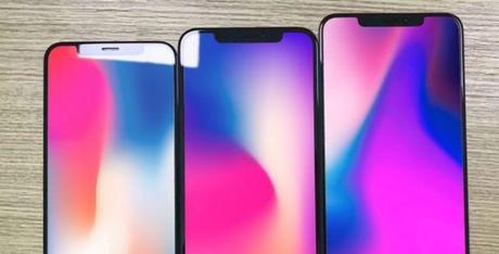 iPhone 2018 : les vitres en fuite ?