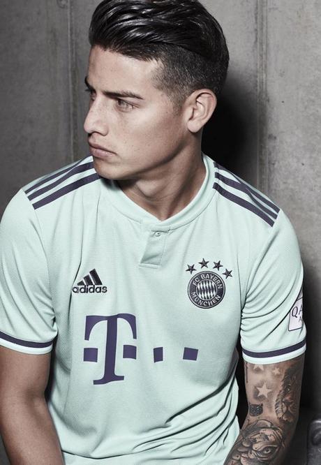 Bayern Munich 2018-19 away