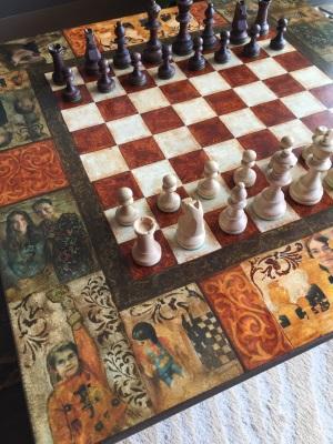 20 juillet: journée internationale du jeu d'échecs
